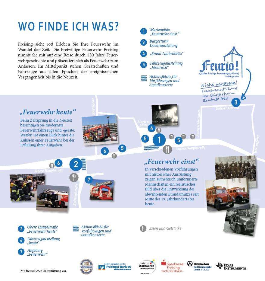 Stadtfeuerwehrtag zeigt Feuerwehr im Wandel der Zeit