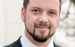 Oberbürgermeister Tobias Eschenbacher