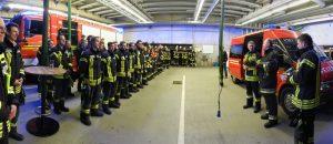 Danke für 46 Jahre Feuerwehrdienst