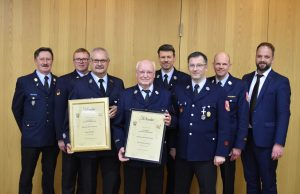 Bericht zur Herbstversammlung der Feuerwehr Freising