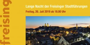 Veranstaltungstipp: Lange Nacht der Freisinger Stadtführungen