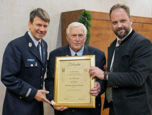 Erwin Völkl zum Ehrenmitglied ernannt