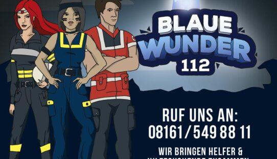 Blaue Wunder 112 Hotline