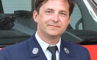 Stv. Kommandant Christian Schäffler